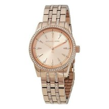 Michael Kors Women's Watch Ladies Stainless Steel Bracelet MK3910 Rose Gold - $247.18