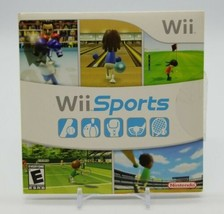 Wii Sports (Nintendo Wii, 2006) Pack in Game CIB Tested & Working Clean ... - $29.58