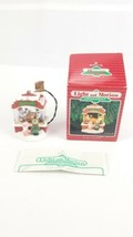 1987 Hallmark Keepsake Magic Kringles Toy Shop Light and Motion Ornament... - $63.36