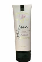 "BATH & BODY WORKS Aromatherapy ""LOVE"" Rose and Vanilla Body Cream 8 oz NEW - $19.95"