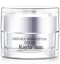 *New, Sealed* Kayla-ism Freckle Brightening Cream 50ml 1.69 fl.oz. Exp. ... - $18.36
