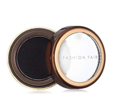 Fashion Fair Eyeshadow Noir 5140 Black Single Pot 0.07 oz / 2.0 g New In Box - $8.42