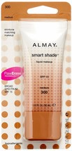 Almay Smart Shade Makeup with SPF 15, Medium 300, 1 Ounce - $7.75