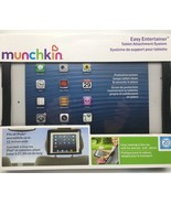 Munchkin Easy Entertainer On The Go Tablet Attachment Holder System New - $19.99