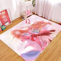 3D Fox Spirit Matchmaker 9 Japan Anime Non Slip Rug Mat Round Elegant Ca... - $77.08+