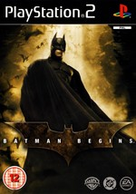 Batman Begins Playstation 2 PS2  Disk Only - $7.75
