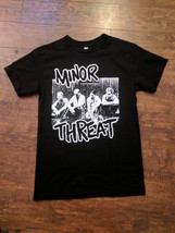 Minor Threat - Group photo t shirt - $12.99
