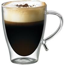Starfrit 12-ounce Double-wall Glass Coffee Cup SRFT80056AZ - €20,77 EUR
