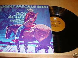 Roy Acuff Great Speckle Bird LP Record Album HS 11289 RARE vinyl - £3.64 GBP