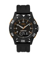 Timex Expedition Katmai Combo 40mm Watch - Black Case, Dial and amp; Strap - $55.03