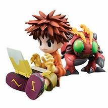 Megahouse Digimon Adventure: Koushiro Izumi and Tentomon G.E.M. PVC Figure - $421.63
