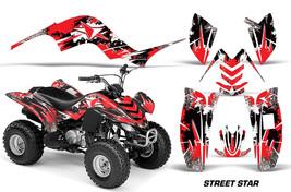 ATV Graphics Kit Quad Decal Sticker Wrap For Yamaha Raptor 80 02-08 STREETSTAR R - $129.95