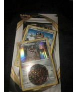 Pokémon SWORD & SHIELD 10 Card Booster Blister TYPE: NULL & SILVALLY - NEW  - $18.62