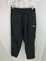 REI Lightweight Nylon Pants snowboard ski Men's L Black - $34.95