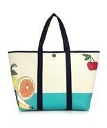 Tory Burch Penn Applique Tote Shoulder Bag, Natural - $209.99