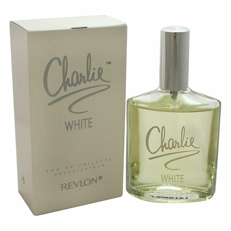Revlon Charlie White Perfume for Women -Recommended use: Daytime -Spray 100.55ml