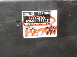 08-09  LEXUS ES350   ENGINE CONTROL MODULE/COMPUTER..ECU..ECM..PCM - $210.38