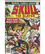 Skull the Slayer Comic Book #8 Marvel Comics 1976 FINE- - $5.48