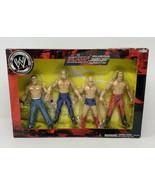WWE Raw Super Stars John Cena, Chris Jericho, Kurt Angle & Edge Action F... - $28.04
