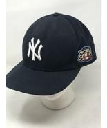 NEW ERA NEW YORK YANKEES 2009 INAUGURAL SEASON 27 WORLD SERIES FITTED HAT 7 5/8 - $39.55