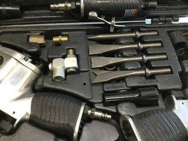 DAPC DeVilbiss Air Power Company Air Tool Kit Case image 5