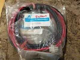 Motorola TKN8059A Syntor X Control Head Cable NOS - $17.81