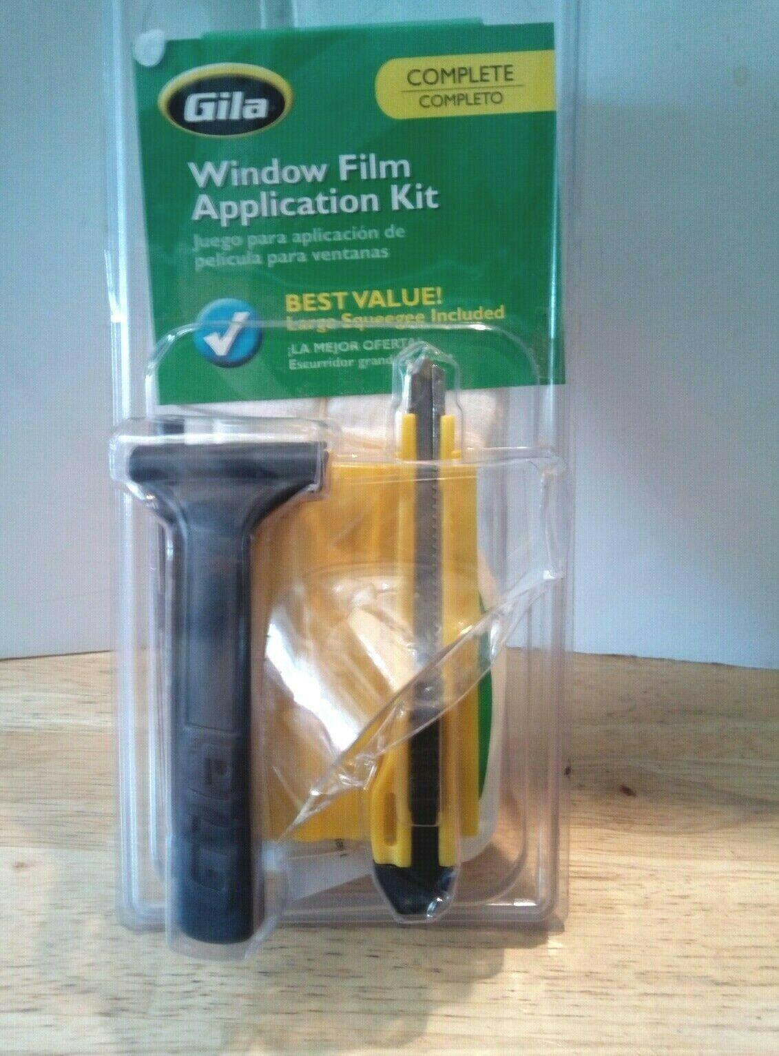Gila Window Film Application Kit RTK500SM New in Box - $19.79