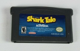 DreamWorks' Shark Tale (Nintendo Game Boy Advance - $3.09