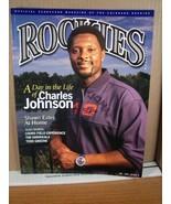 Rockies Scorecard Magazine Vol 12 No 4 July 2004 Charles Johson - $11.69