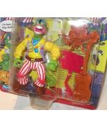 ✰ TMNT Rock N Roll Mondo Gecko Teenage  28 BACK 1992 Unpunched c9.0+ NIC... - $99.99