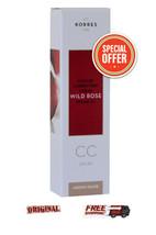 Korres Cc Wild Rose SPF30 Medium Shade 30ML - $29.18