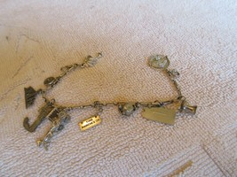 Charm Bracelet , Ladies , Vintage , Bermuda , Cape Cod & Others , Silver - $125.00