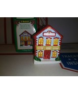 1994 Kwik Fill Traditions Ornament Christmas Village Inn  Gas Station Xm... - $3.77