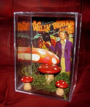 "Willy Wonka & The Chocolate Factory""WILLY'S Large CREAMY SHROOM'S) inspi... - $14.84"
