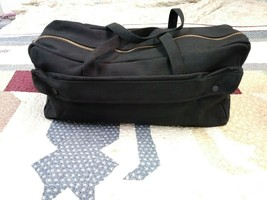 Fox Outdoor Cargo Utility Bags Mag/Shooter's Bag Black Heavy Duty Canvas - $15.83