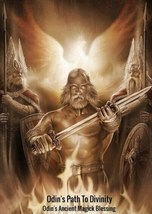 Odin'sPath To Divinity - Ancient Magick Blessing(GOD LIKE POWERS & ABI... - $125.99