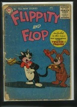 Flippity and Flop #28 FR 1956 DC Comic Book - $2.71