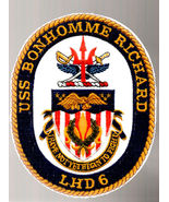 USS Bonhomme Richard patch, new - $8.50