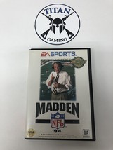 Madden NFL '94 (Sega Genesis, 1993) - $9.50