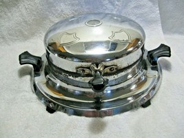 Vintage Collectible MADE-RITE MFG.CO. SANDUSKY,OH Working Waffle Maker-A... - $39.50