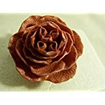 "Lenox Porcelain Rose Figurine Spirit of America Rose Garden ""American Be... - $29.98"