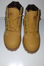 TIMBERLAND TODDLER 6-INCH PREMIUM WATERPROOF HELCOR BOOTS/ 6586R/ M/M/WHEAT - $64.99
