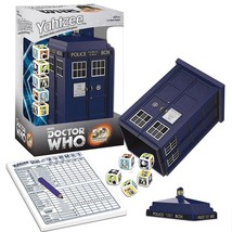 Yahtzee Doctor Who TARIDS Collector's Edition Dice Game USAopoly NEW MIB - $27.72