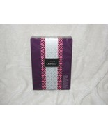 Avon Odyssey Holiday Treasures Gift Set 1.7 Spray Cologne Shimmering Bod... - $49.48