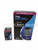 50 TRUE Metrix Diabetic Test Strips Exp 2020+ AND FREE TRUEMetrix Meter Kit - $17.00