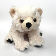 Plush Baby Polar Bear Toy Stuffed Animal - $13.95
