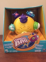 Chuckle Ball (Crazy Motorized Bouncing Action) (Makes Hilarious Sounds) New - $24.99