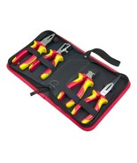 4pcs VDE 1000V Side Cutter Combination Long Nose Wire Stripping Pliers - $39.19