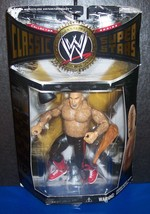 "NEW! 2004 Classic Superstars George ""The Animal"" Steele Action Figure [1... - $39.59"