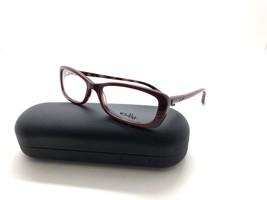 OAKLEY CROSS COURT Women  39 s Rx Eyeglasses   OX1071-0753 Pink Tortoise fa4755916128